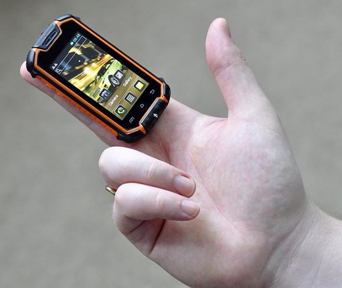 Küçük Cep Telefonu