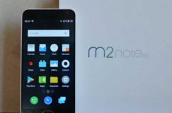 Meizu M2 Note Akıllı Telefon