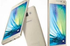 Samsung Galaxy A3 Duos Akıllı Telefon