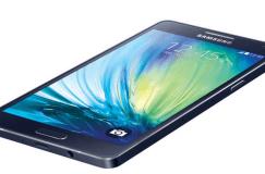 Samsung Galaxy A5 Siyah Akıllı Telefon