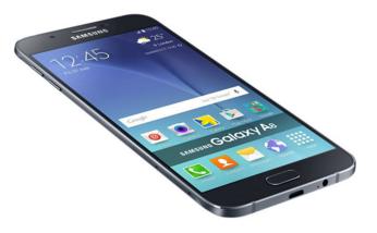 Samsung Galaxy A8 Black Akıllı Telefon