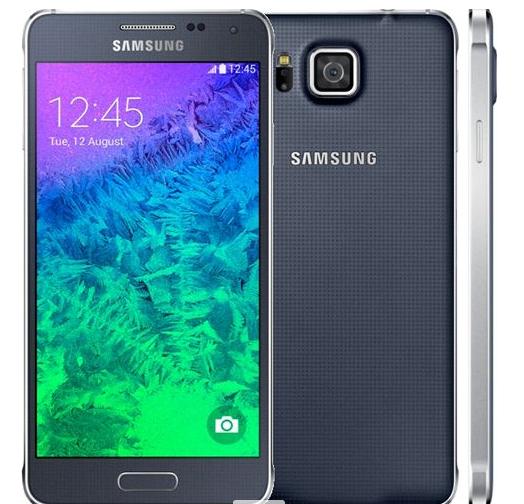 Samsung Galaxy Alpha Akıllı Telefon
