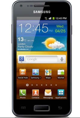 Samsung Galaxy S Advance i9070 Akıllı Telefon