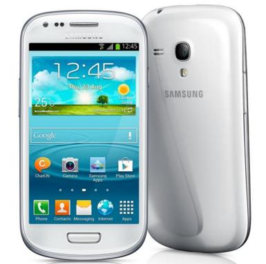 Samsung Galaxy S3 Mini Ve i8200 Akıllı Telefon