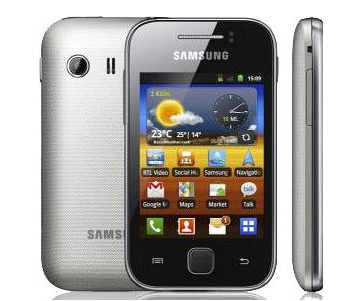 Samsung Galaxy Y S5360 Akıllı Telefon