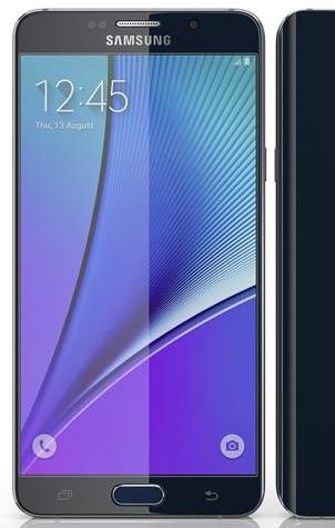 Samsung N920C Galaxy Note 5 Black Akıllı Telefon