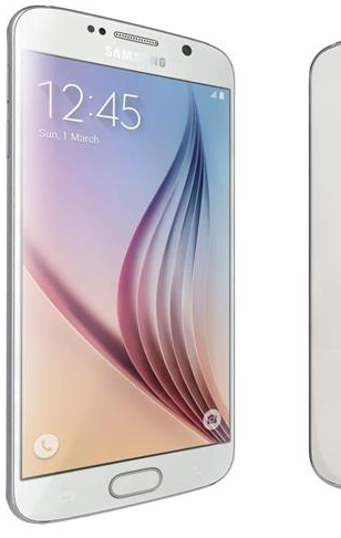 Samsung S6 Edge G925 32GB White Pearl Akıllı Telefon