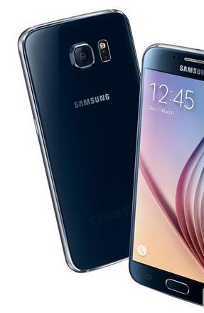 Samsung S6 G920 32GB Black Sapphire Akıllı Telefon