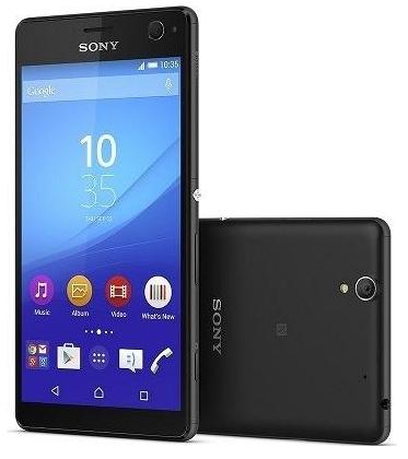 Sony Xperia C4 Siyah Akıllı Telefon