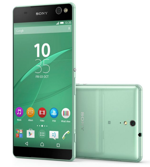 Sony Xperia C5 Ultra Mint Green Akıllı Telefon