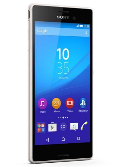 Sony Xperia M4 Aqua Silver Akıllı Telefon