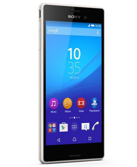 Sony Xperia M4 Aqua Gümüş Akıllı Telefon