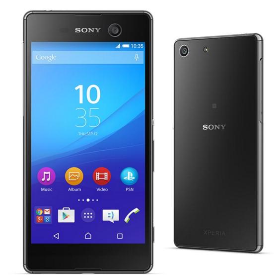 Sony Xperia M5 Black Akıllı Telefon