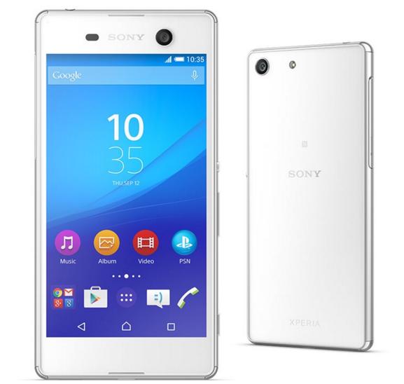 Sony Xperia M5 White Akıllı Telefon