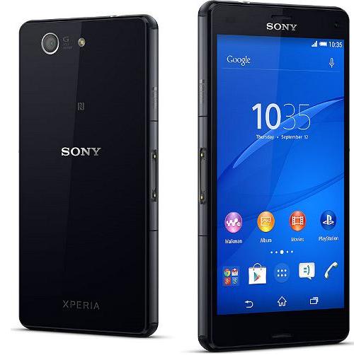 Sony Xperia Z3 Compact Black Akıllı Telefon