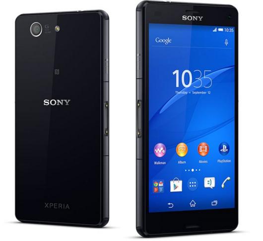 Sony Xperia Z3 Compact Siyah Akıllı Telefon