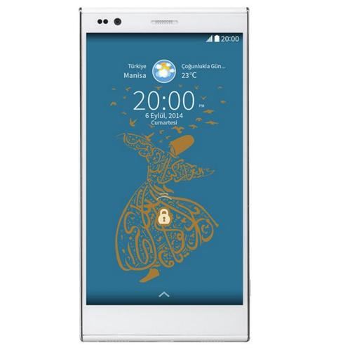 Venüs 5.5 X White Akıllı Telefon